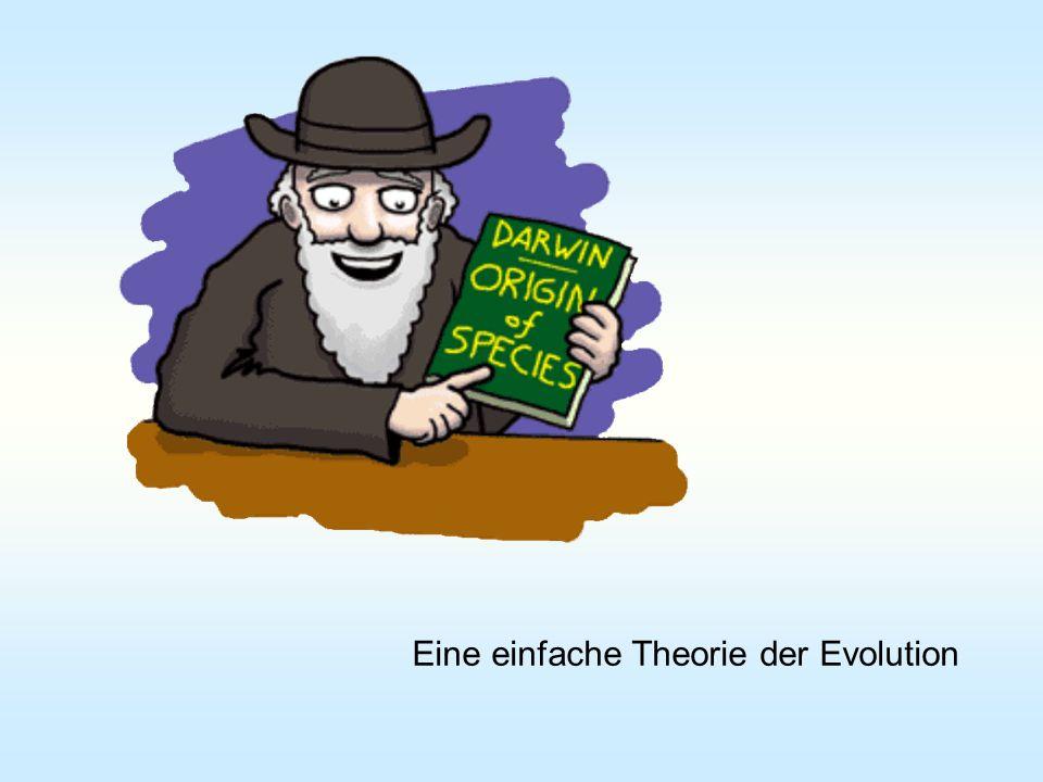 Eine einfache Theorie der Evolution