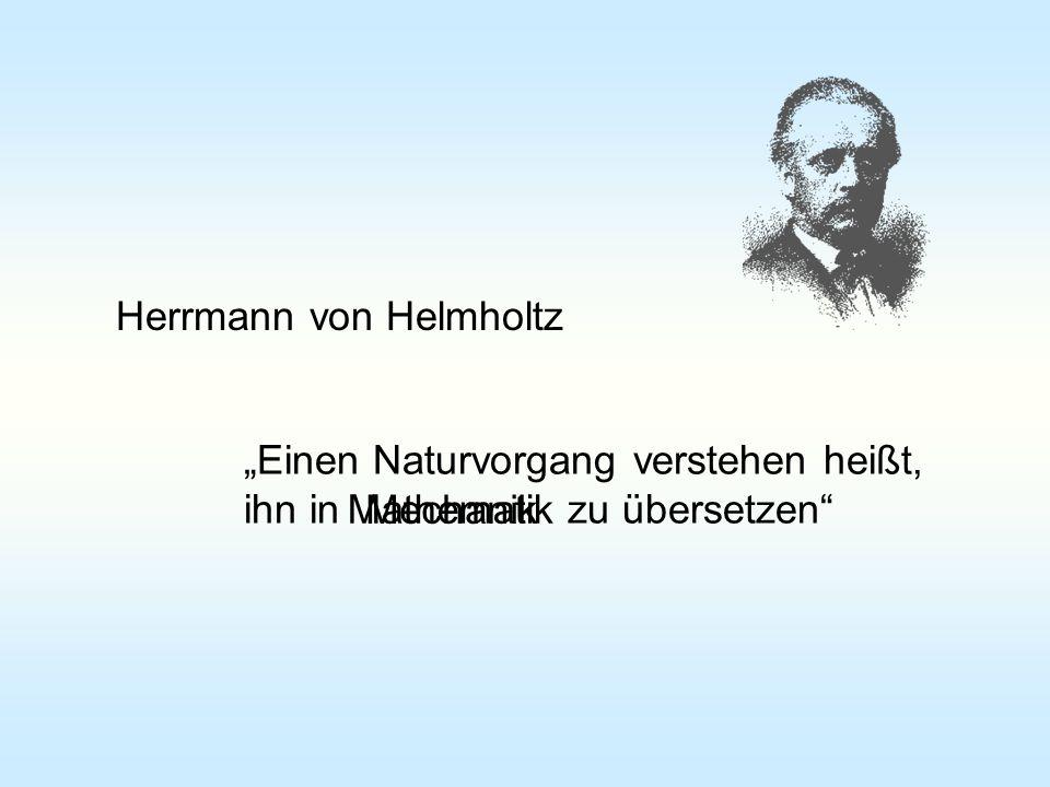 Herrmann von Helmholtz