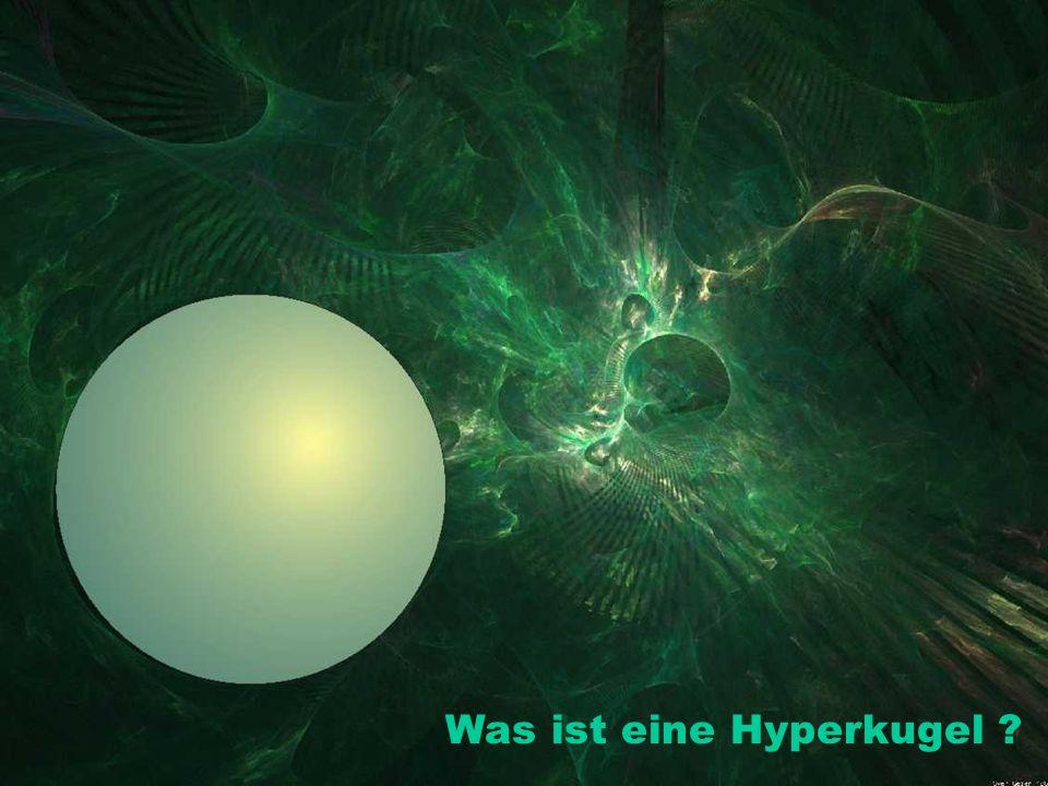 Was ist eine Hyperkugel