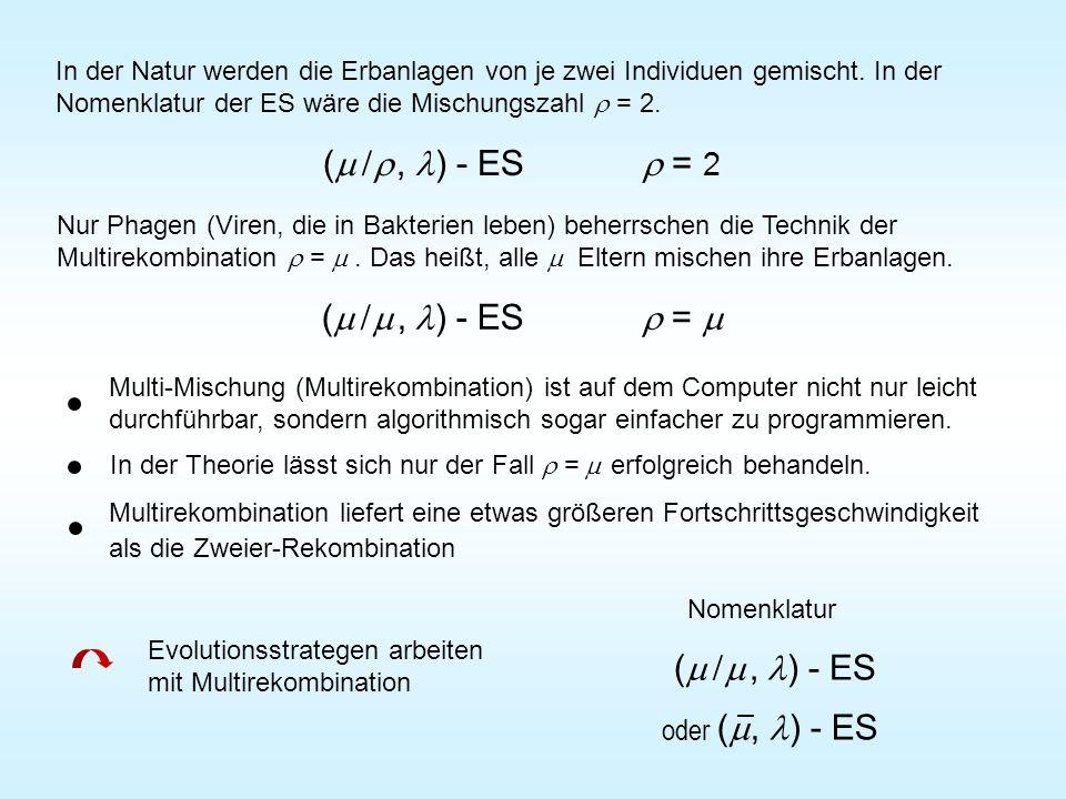(m /r , l) - ES r = 2 (m /m , l) - ES r = m (m /m , l) - ES