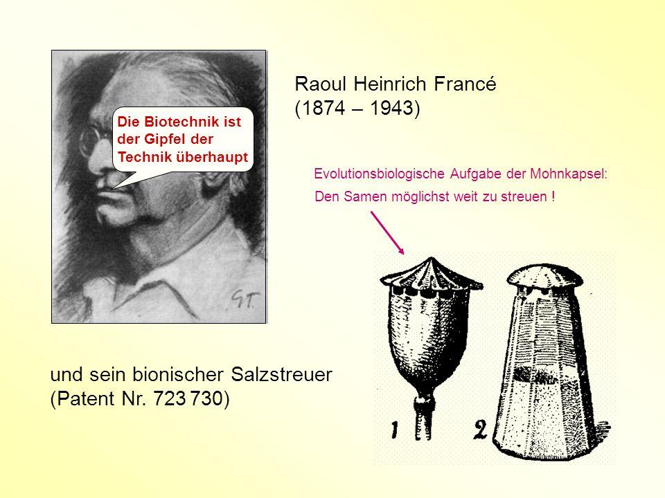 Raoul Heinrich Francé (1874 – 1943)