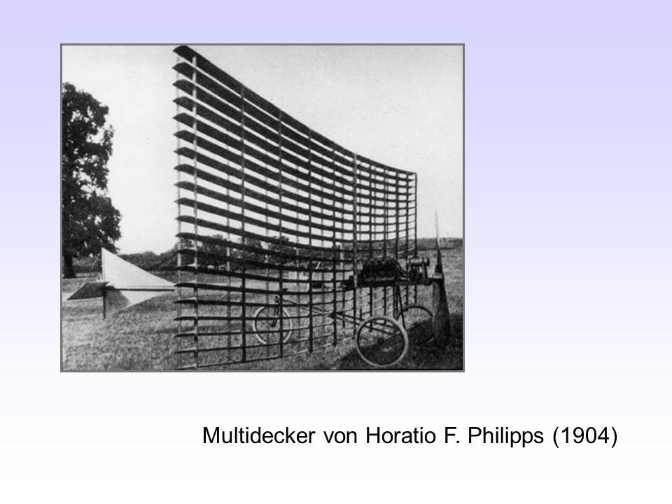 Multidecker von Horatio F. Philipps (1904)