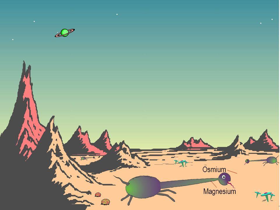 Osmium Magnesium