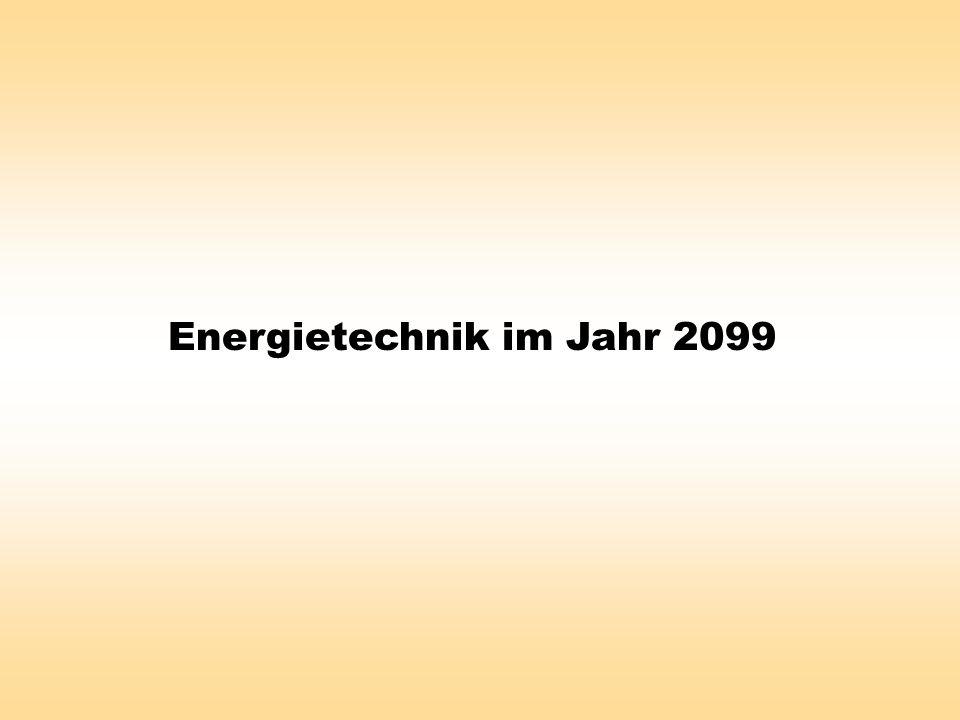 Energietechnik im Jahr 2099