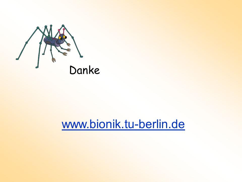 Danke www.bionik.tu-berlin.de