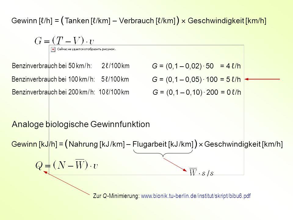 Zur Q -Minimierung: www.bionik.tu-berlin.de/institut/skript/bibu6.pdf