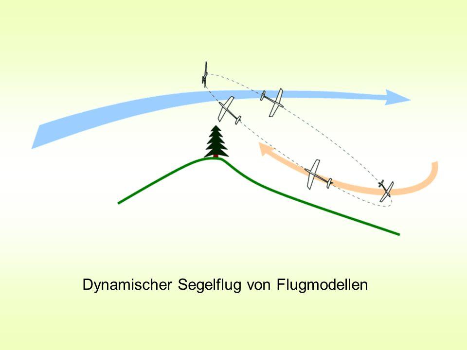 Dynamischer Segelflug von Flugmodellen