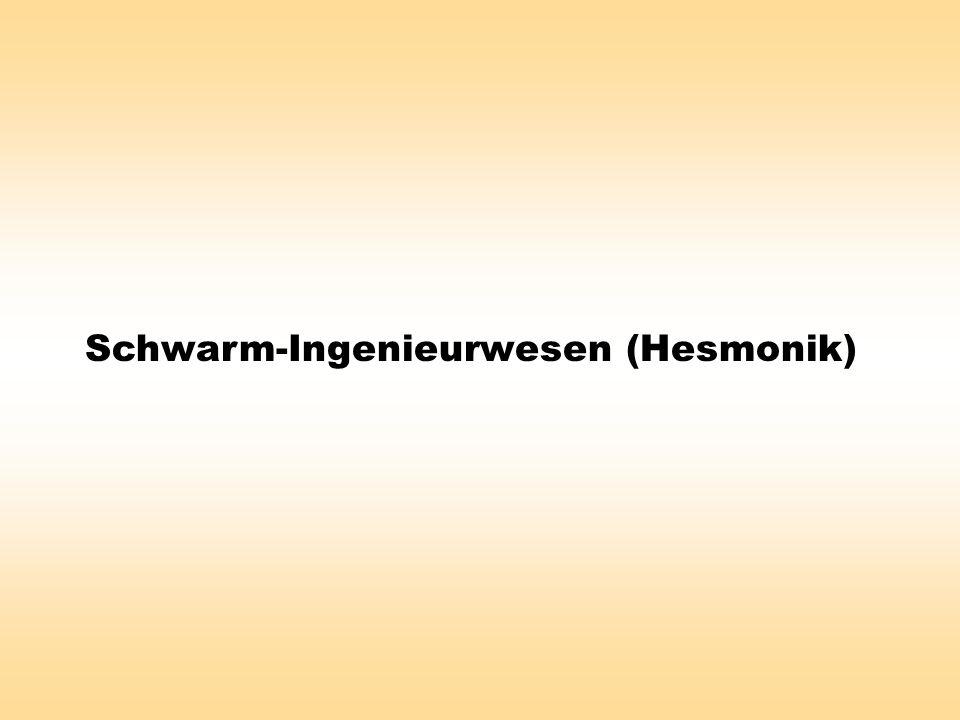 Schwarm-Ingenieurwesen (Hesmonik)