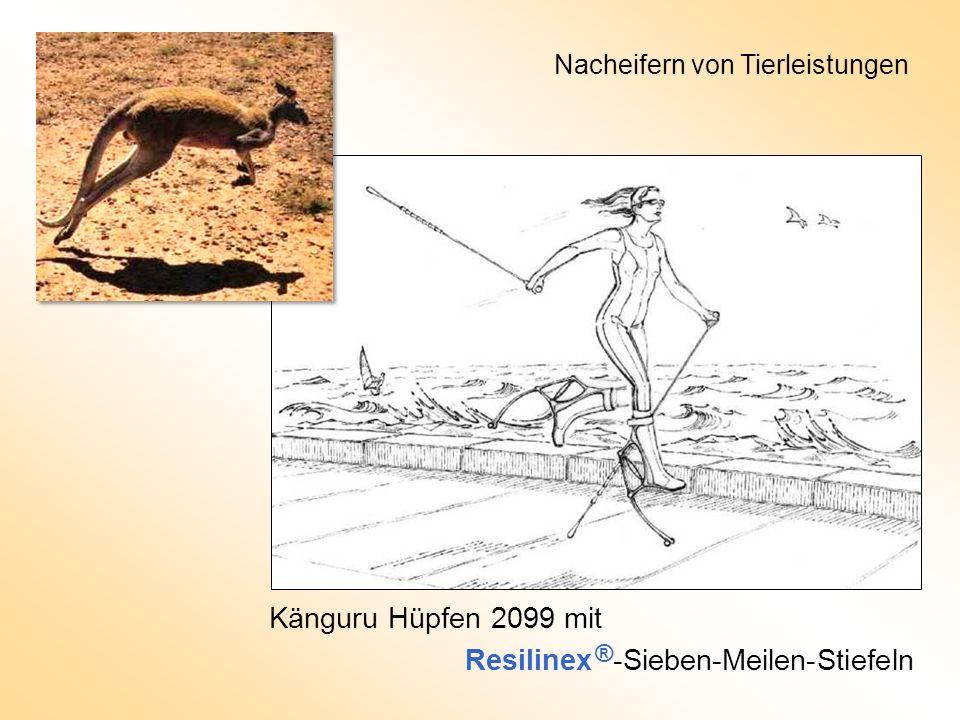 Resilinex ®-Sieben-Meilen-Stiefeln