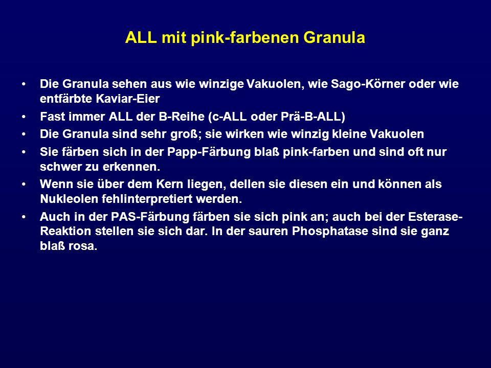 ALL mit pink-farbenen Granula
