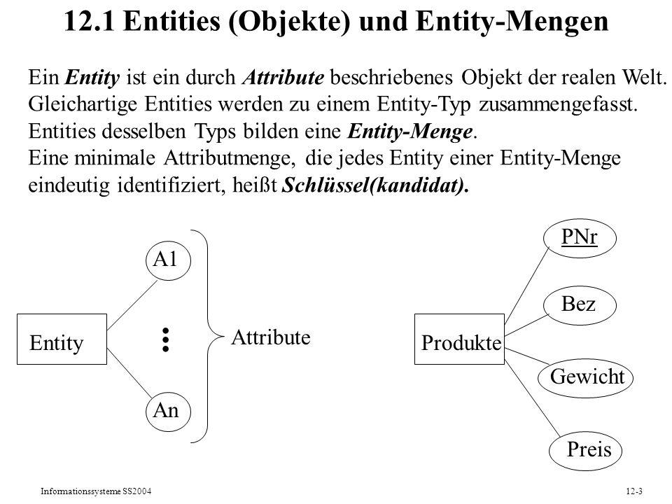 12.1 Entities (Objekte) und Entity-Mengen