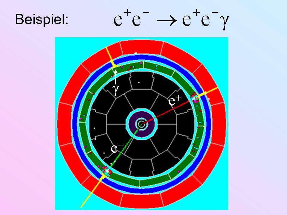 Beispiel:  e e