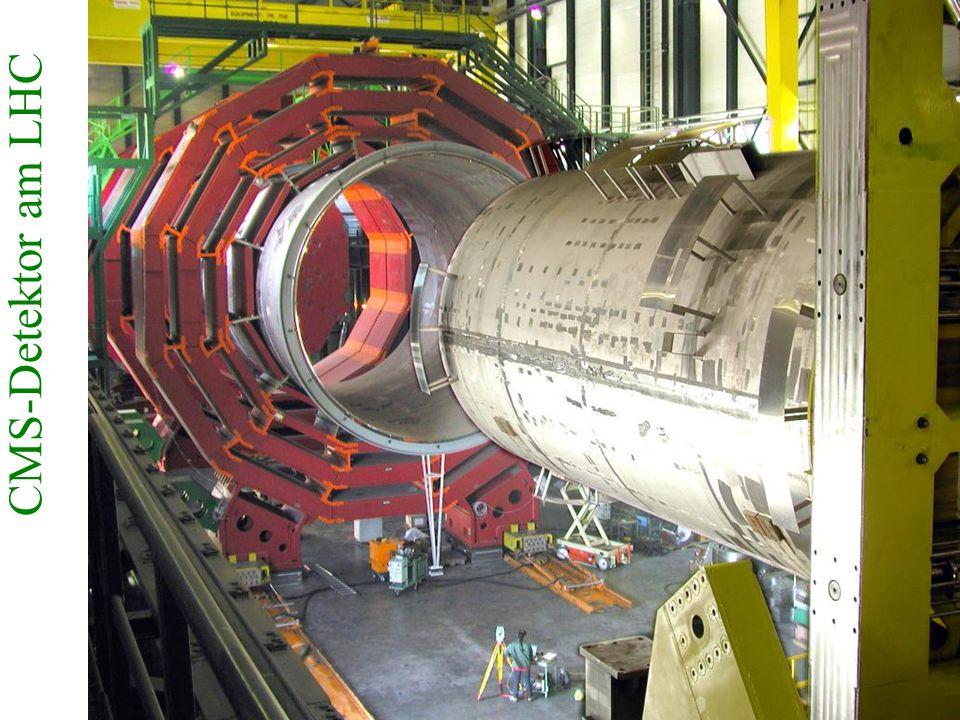 CMS-Detektor am LHC