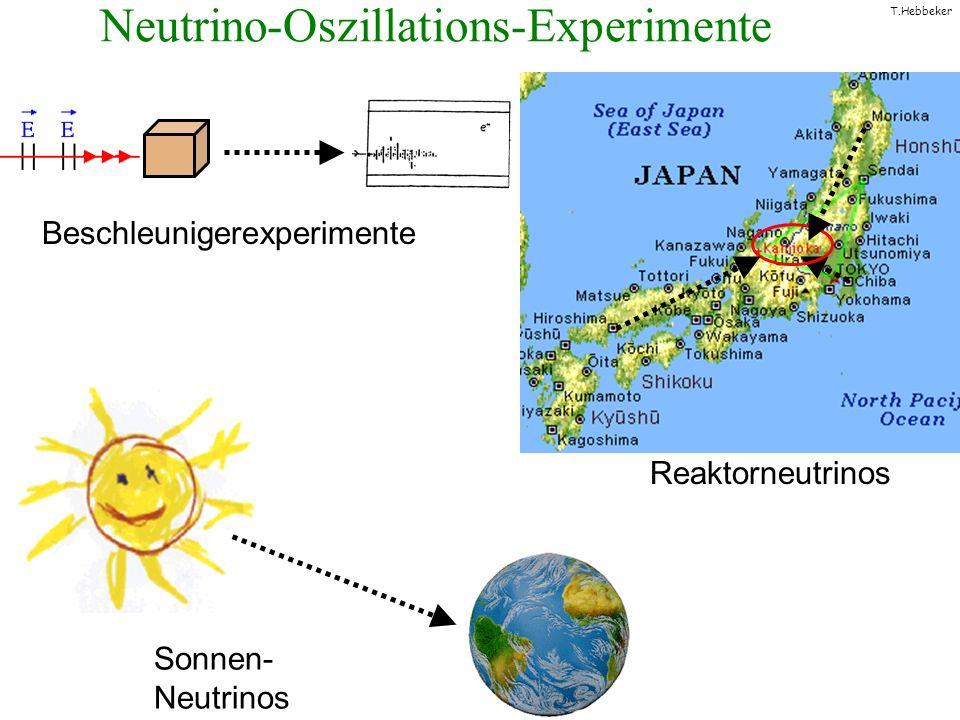 Neutrino-Oszillations-Experimente