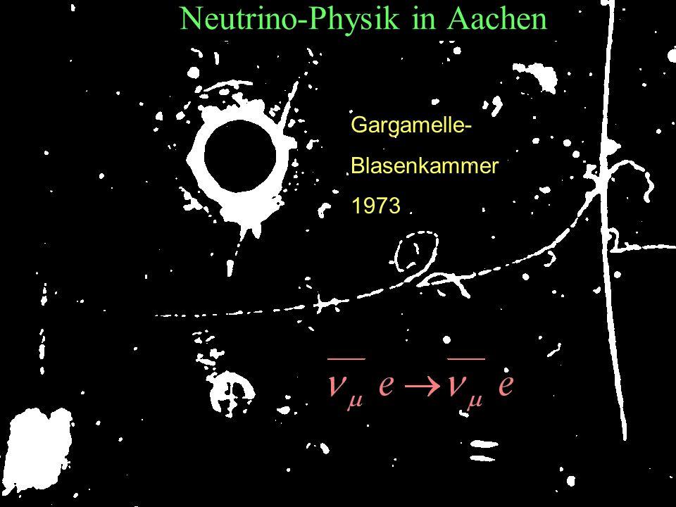 Neutrino-Physik in Aachen