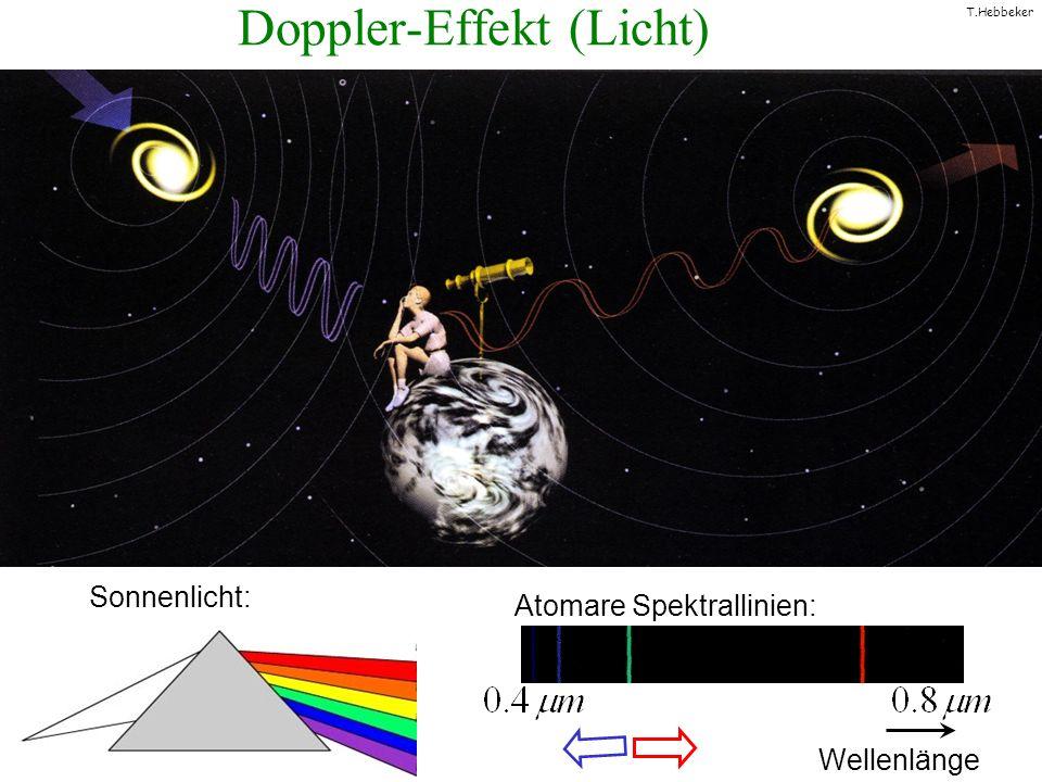Doppler-Effekt (Licht)