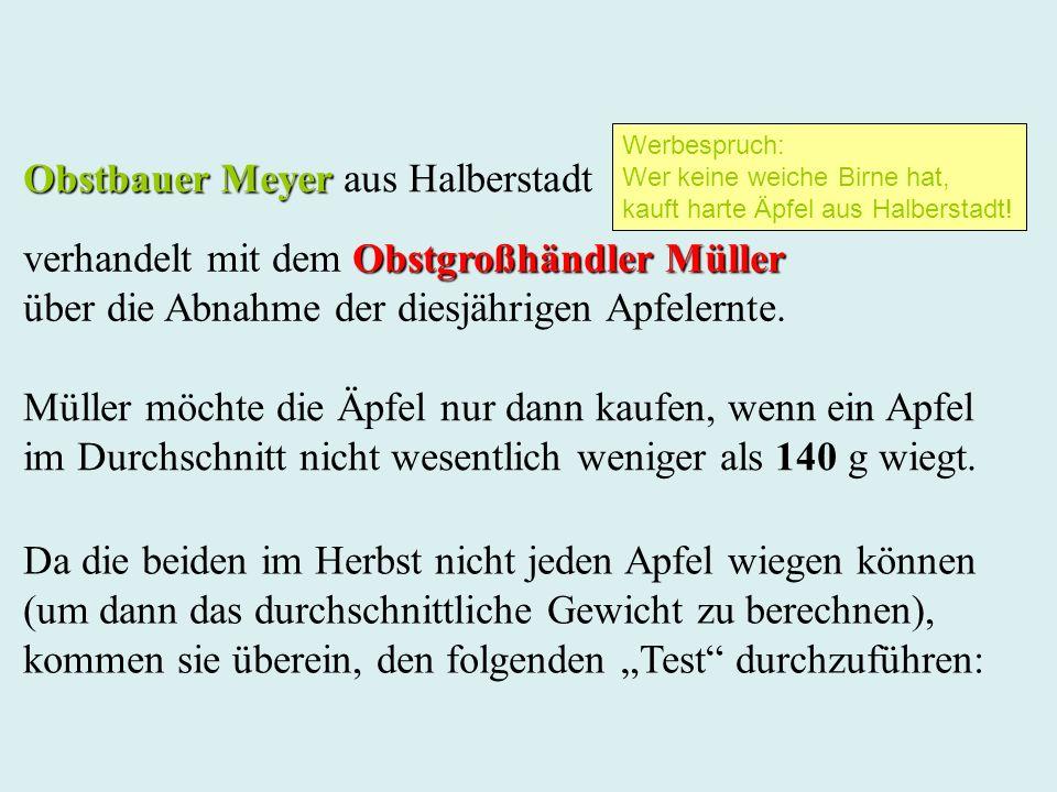 Obstbauer Meyer aus Halberstadt