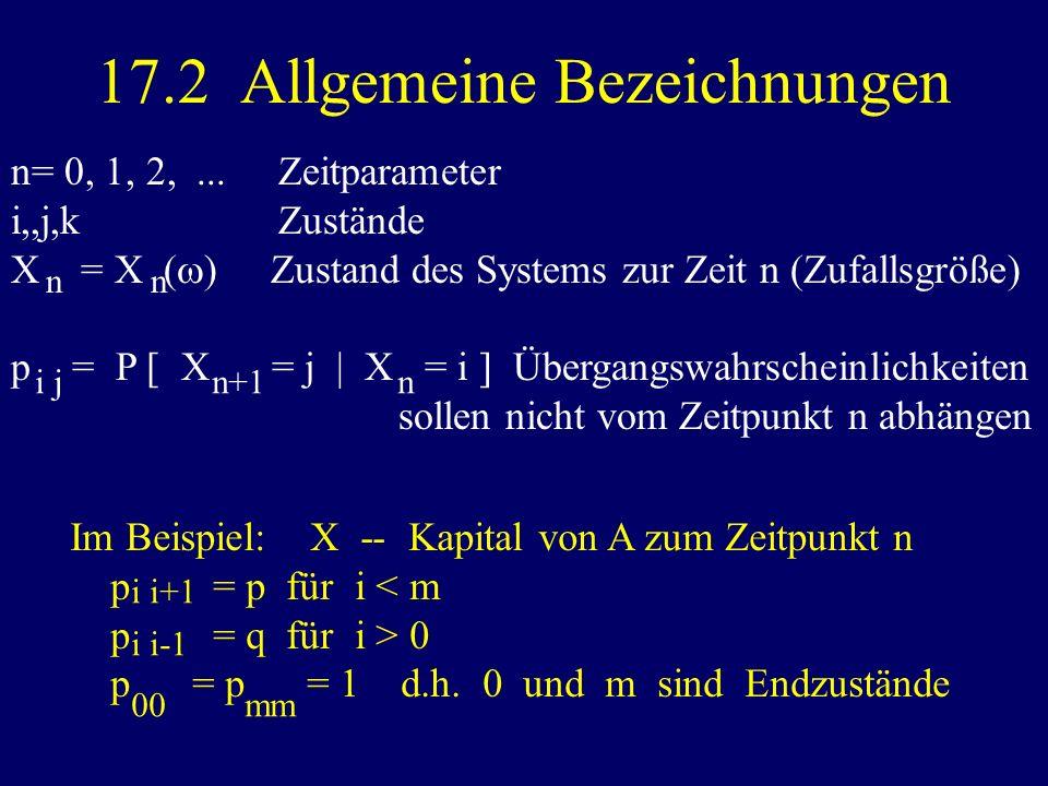 17.2 Allgemeine Bezeichnungen