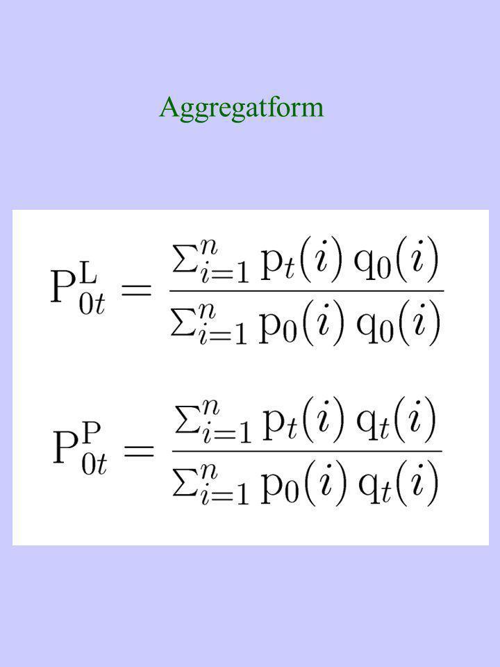 Aggregatform