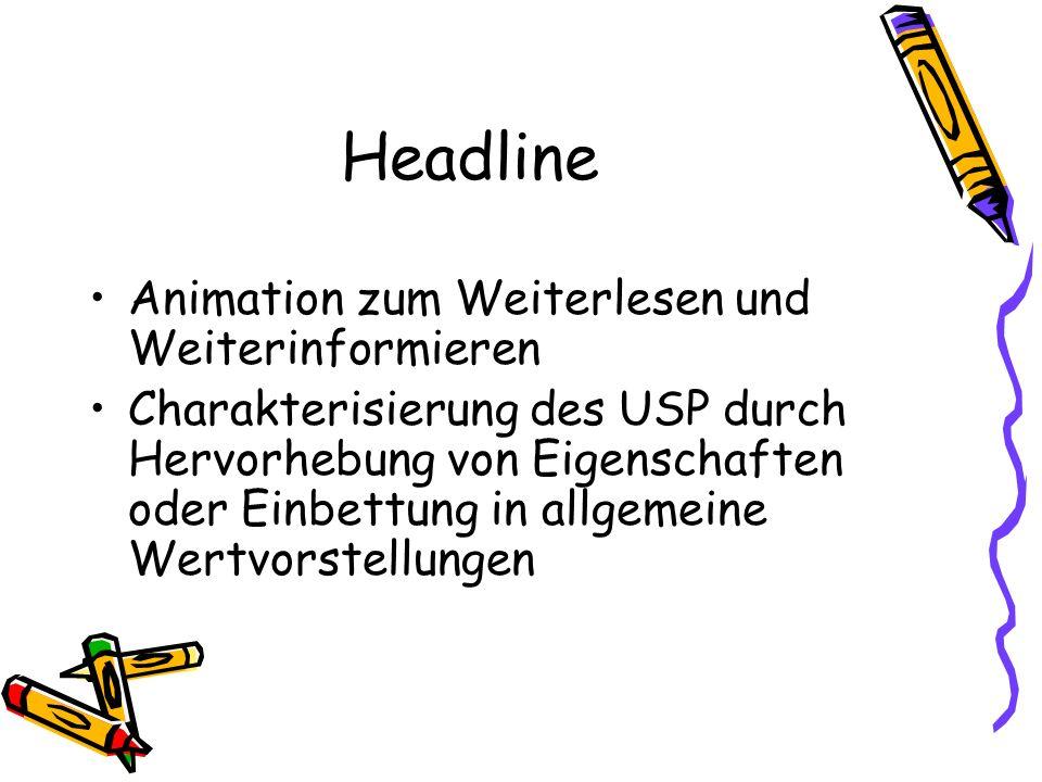 Headline Animation zum Weiterlesen und Weiterinformieren