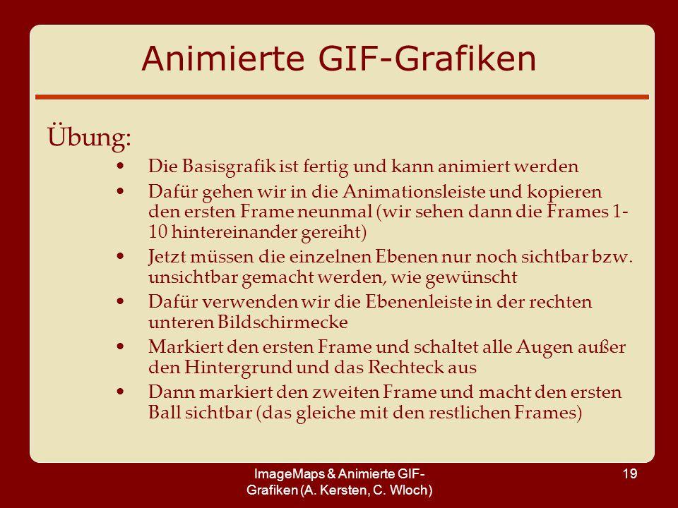 Imagemaps & Animierte GIF-Grafiken - ppt herunterladen