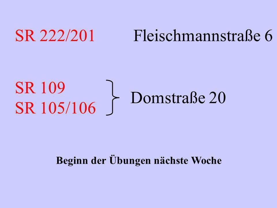 SR 222/201 Fleischmannstraße 6