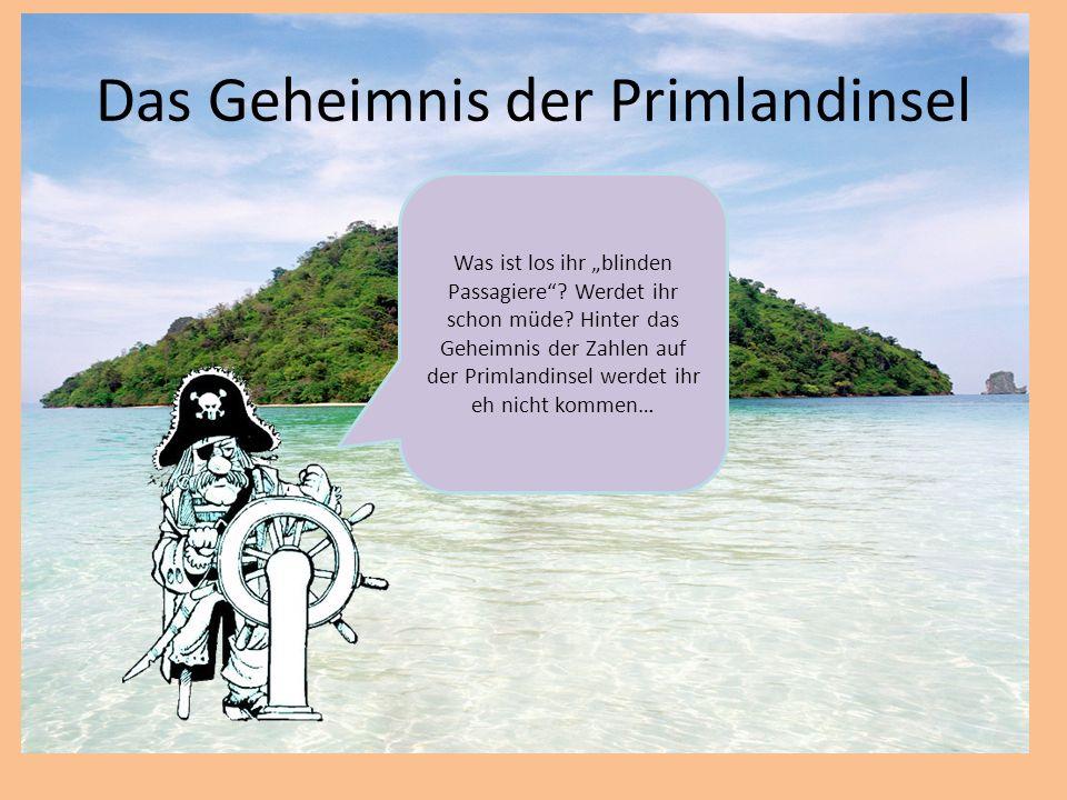 Das Geheimnis der Primlandinsel