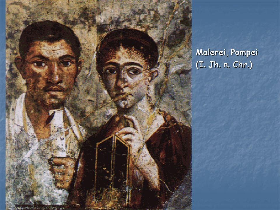 Malerei, Pompei (I. Jh. n. Chr.)