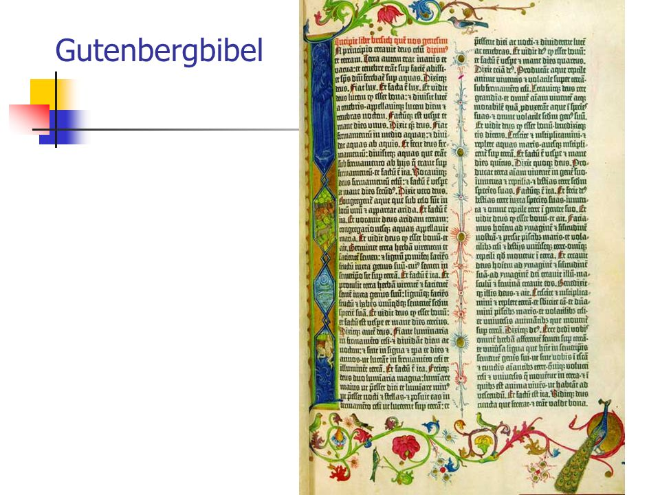 Gutenbergbibel