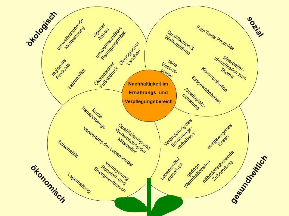 sozial ökologisch gesundheitlich ökonomisch