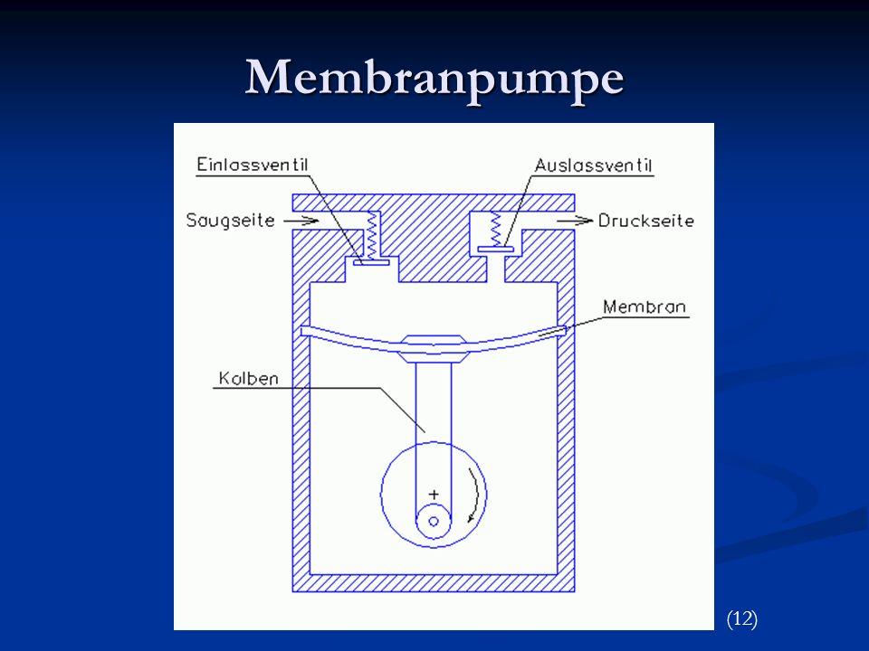 Membranpumpe (12)