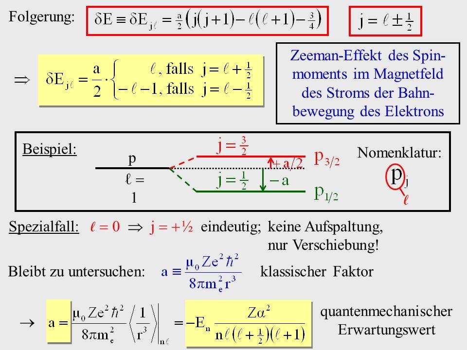 quantenmechanischer Erwartungswert