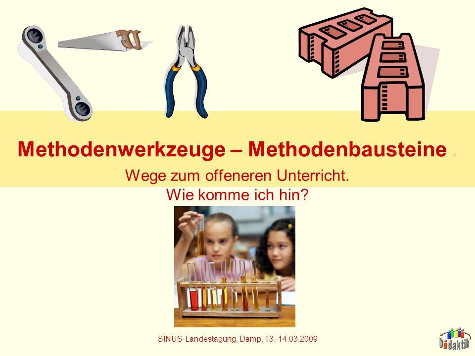 Methodenwerkzeuge – Methodenbausteine .