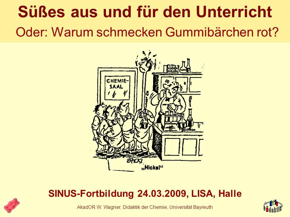 SINUS-Fortbildung 24.03.2009, LISA, Halle