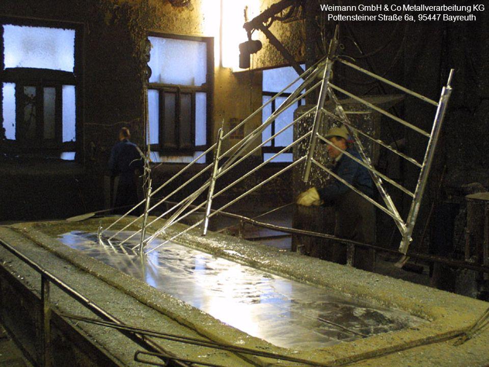 Weimann GmbH & Co Metallverarbeitung KG