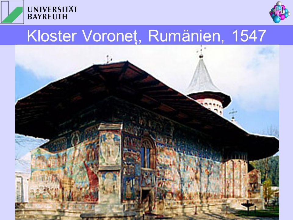 Kloster Voroneţ, Rumänien, 1547