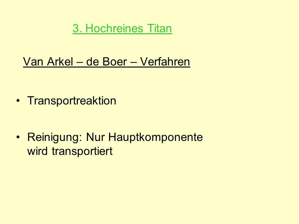 Van Arkel – de Boer – Verfahren