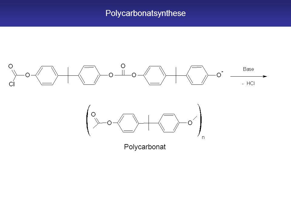Polycarbonatsynthese