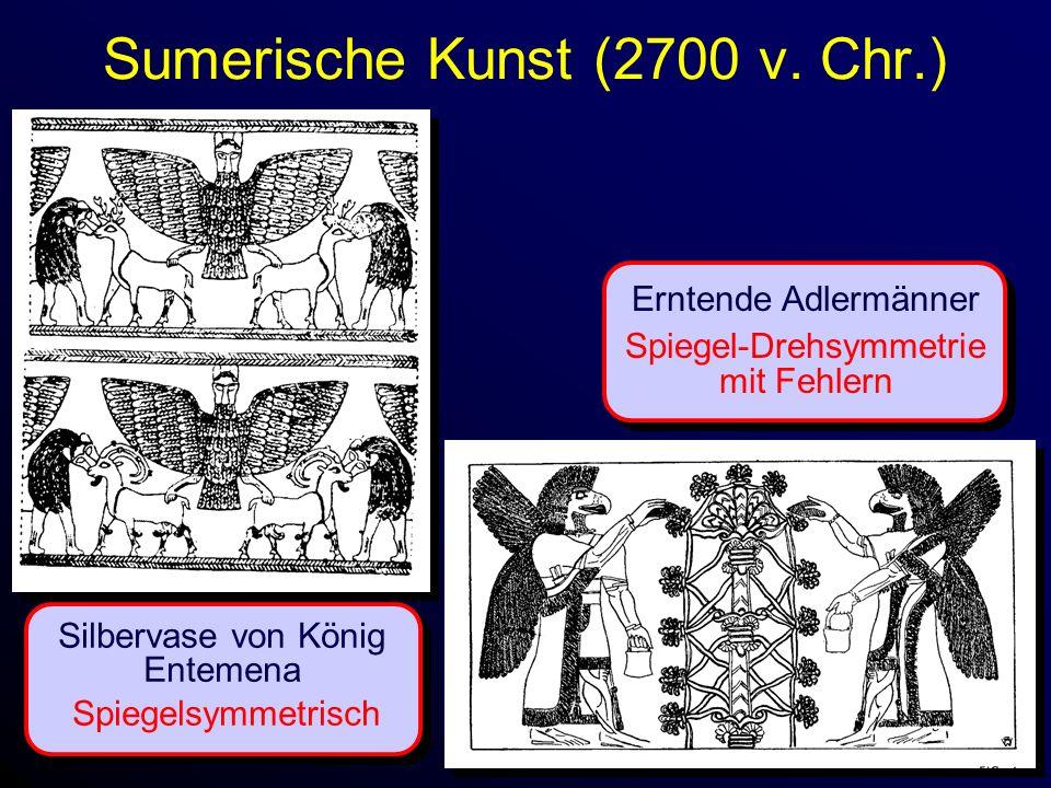 Sumerische Kunst (2700 v. Chr.)