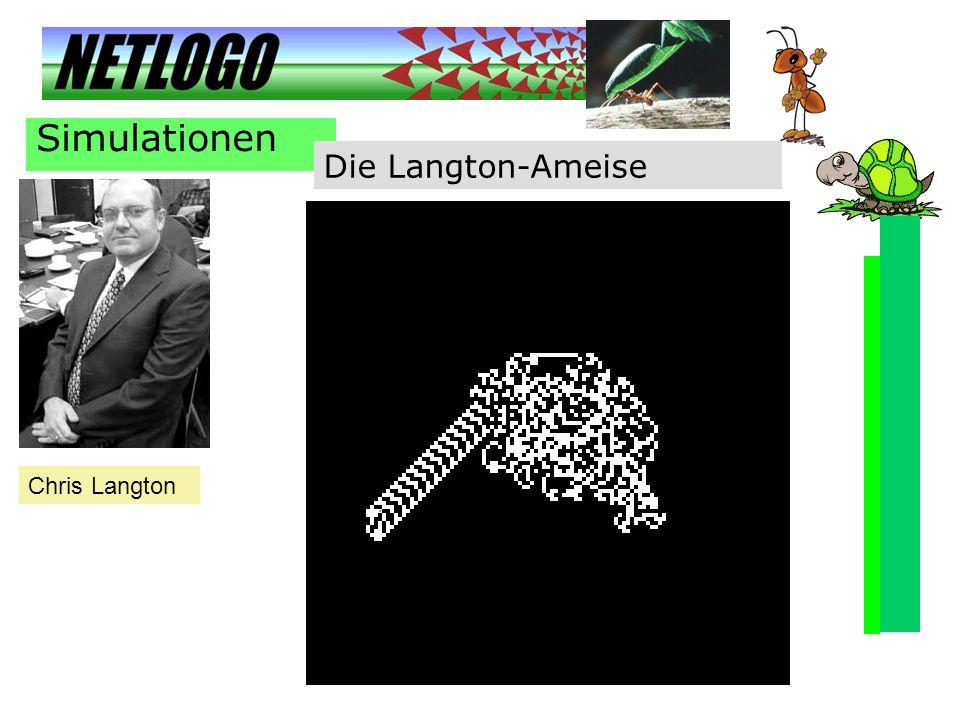Simulationen Die Langton-Ameise Chris Langton