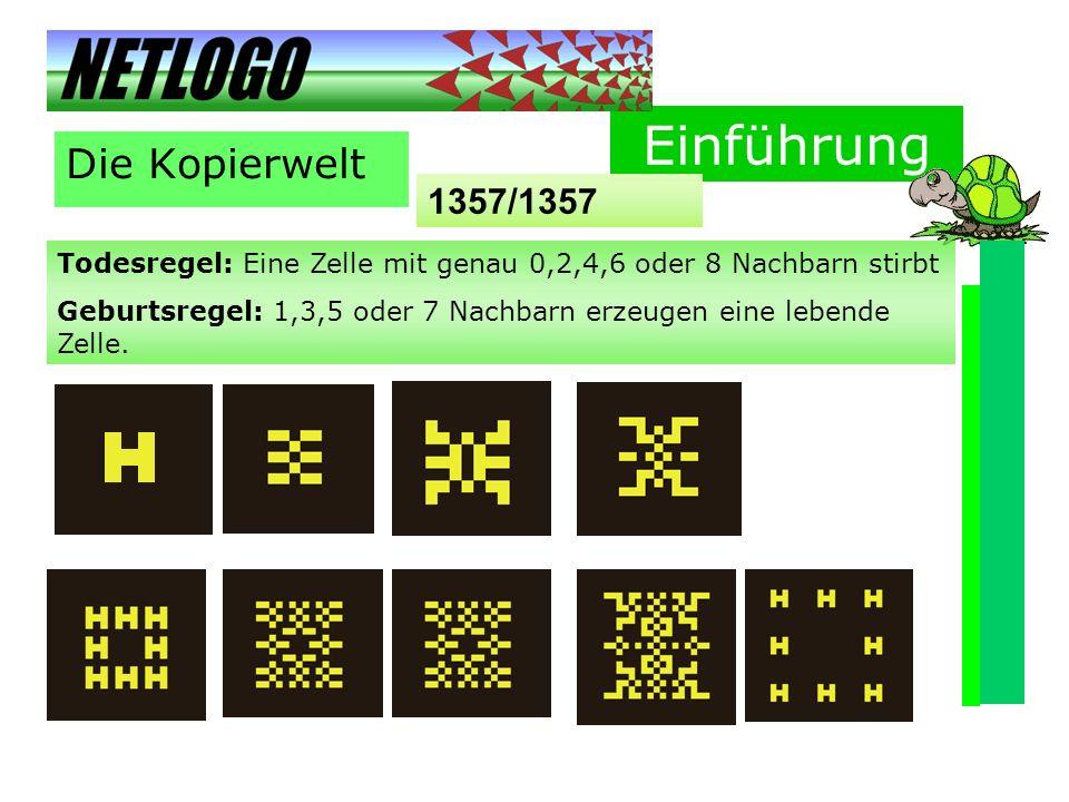 Einführung Die Kopierwelt 1357/1357