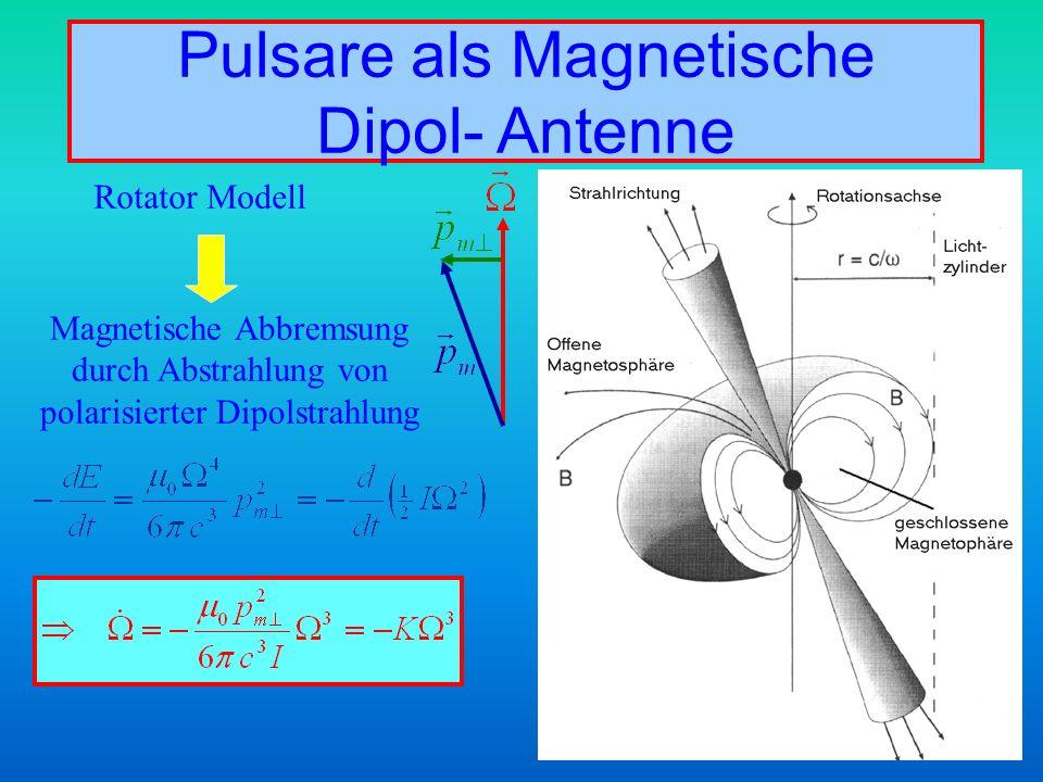 Pulsare als Magnetische