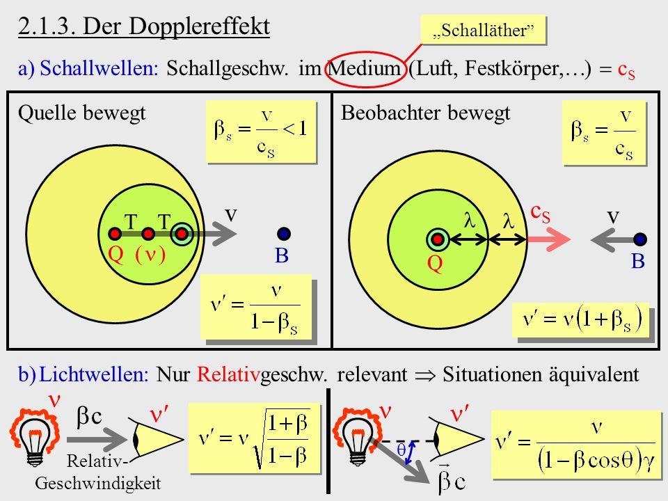 Relativ-Geschwindigkeit