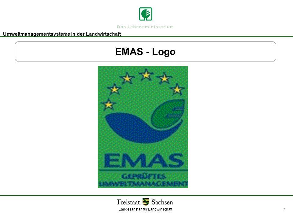 EMAS - Logo