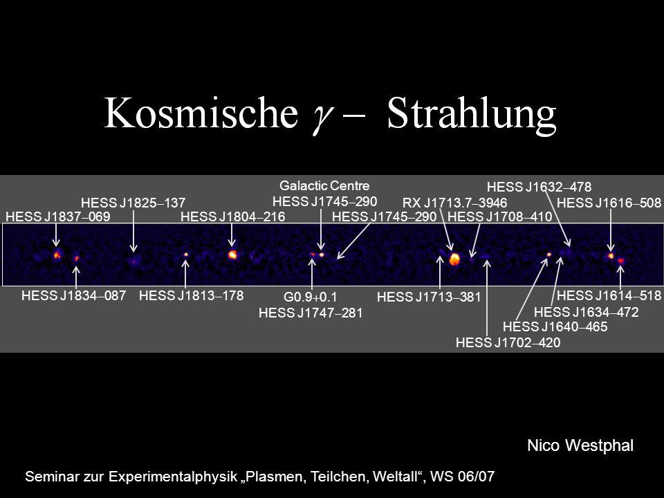 HESS J1837069 HESS J1834087. HESS J1825137. HESS J1813178. HESS J1804216. G0.90.1. HESS J1747281.