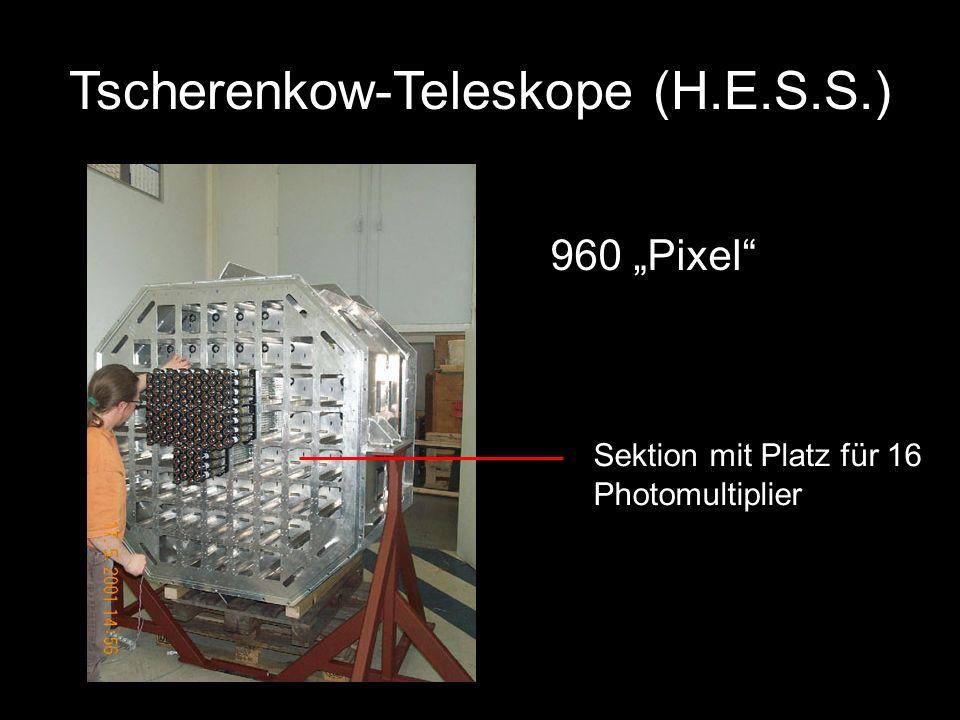 Tscherenkow-Teleskope (H.E.S.S.)