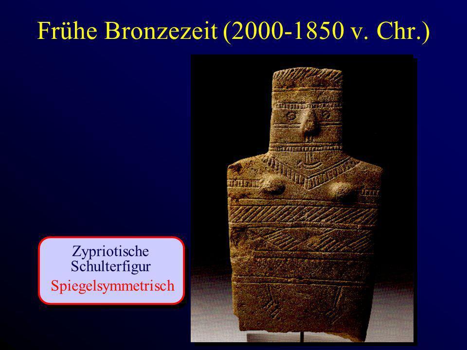 Frühe Bronzezeit (2000-1850 v. Chr.)