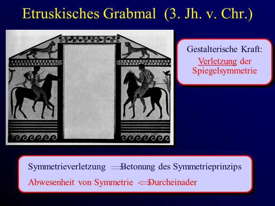 Etruskisches Grabmal (3. Jh. v. Chr.)