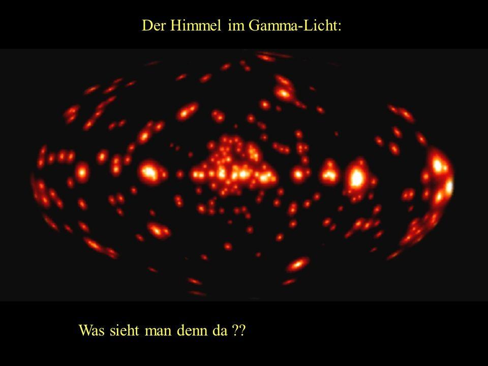 Der Himmel im Gamma-Licht: