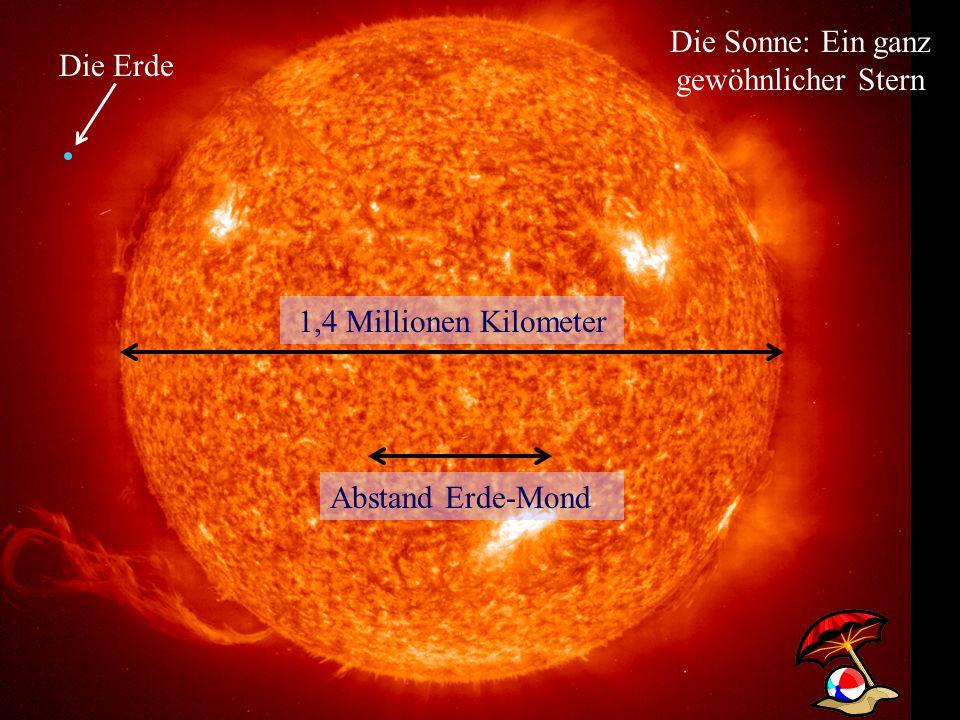 Die Sonne: Ein ganz gewöhnlicher Stern